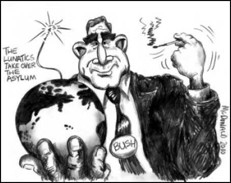Scoop Cartoon: The Lunatics Take Over The Asylum | Scoop News