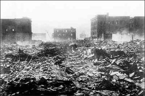 essay on Hiroshima - Racist Propaganda