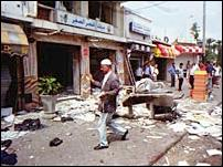 GIA Bombing in Algiers, 1996