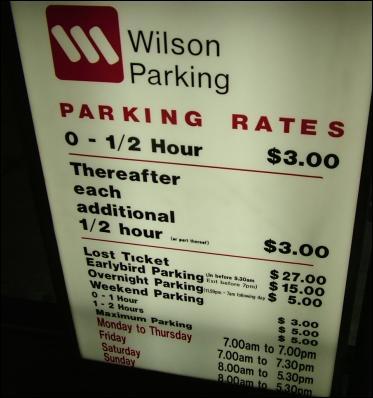wilson parking auckland