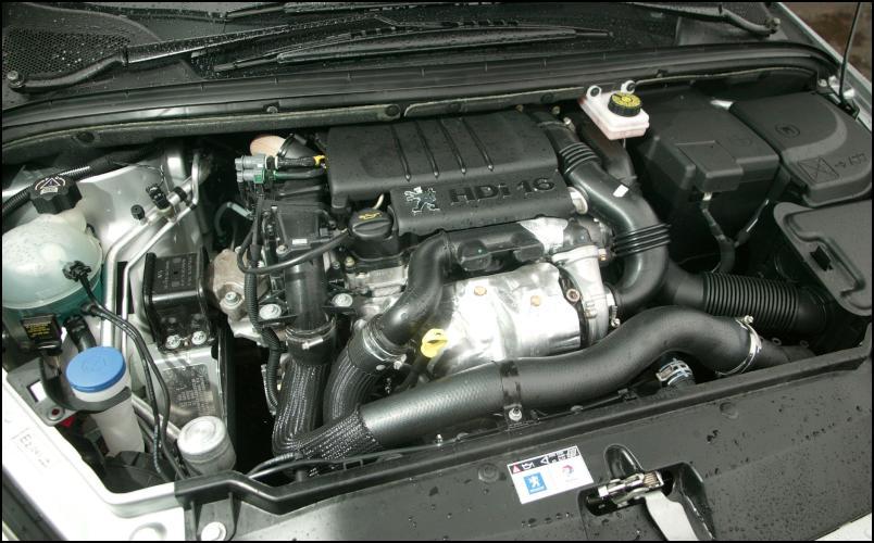 двигатель peugeot 307 1.6 2004 года