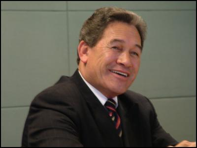 Scoop Image: New Zealand First leader Winston Peters