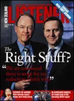 Listener magazine cover