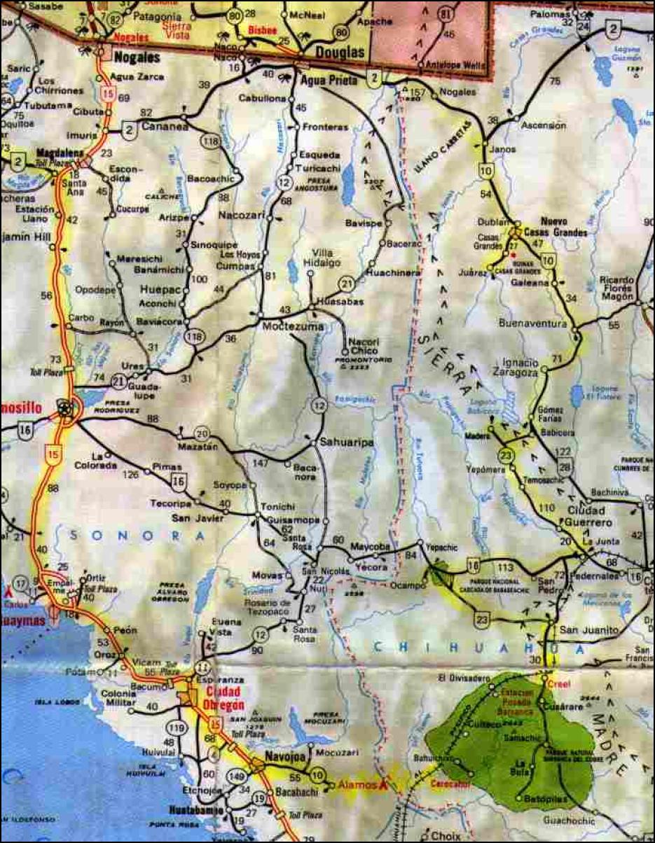 Colonia Lebaron Mexico Map.Suzan Mazur Big Love Romney Bush Mormons Scoop News