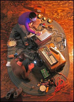Greg Davis, Sound Performance