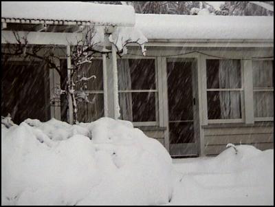 Snow at Craigieholme, Canterbury. Image: Annelise Schroeder