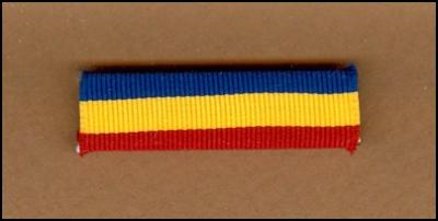 The ribbon to be worn by 1st NZSAS group members