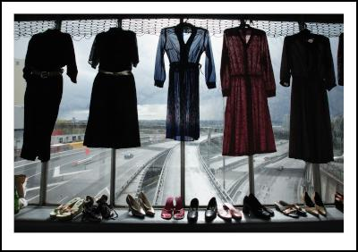 'Dressed up Freeway', Philip Freeman