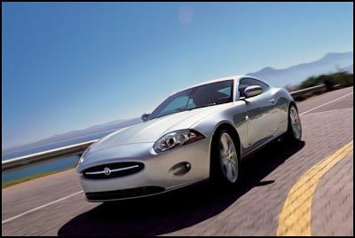 Jaguar's beautiful and desirable new XK sports car