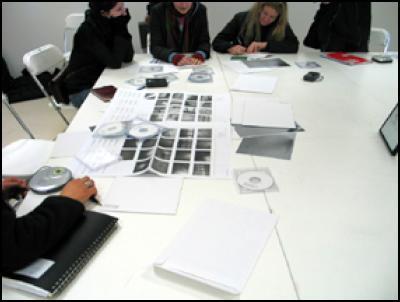 David Clegg, 'archivedestruct', Litmus Research Space,Massey University, Wellington