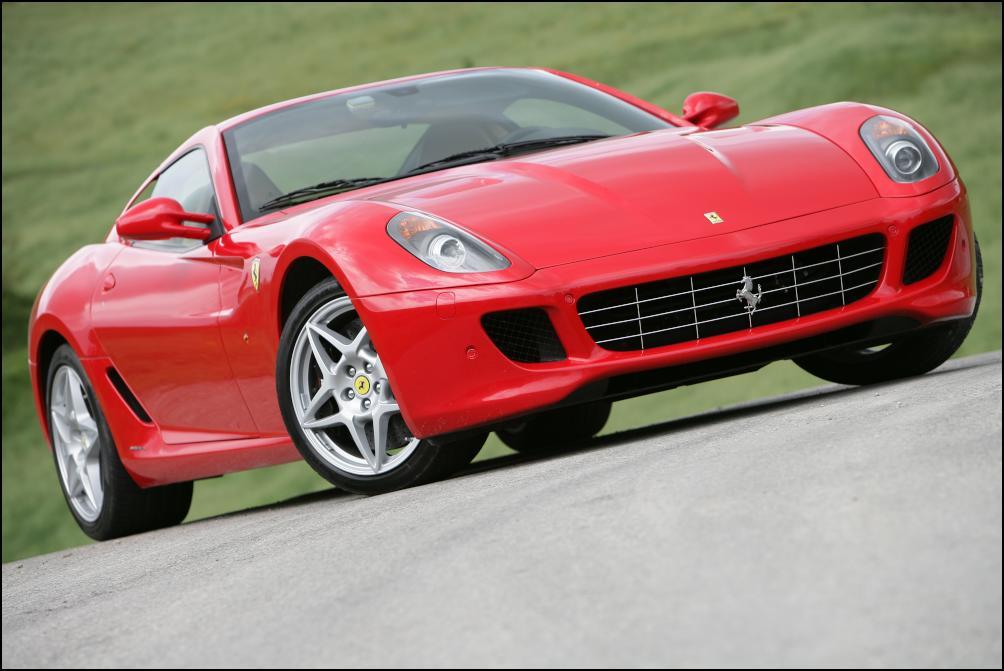 Ferrari 599 Gtb Fiorano F1. FERRARI 599 GTB FIORANO ON