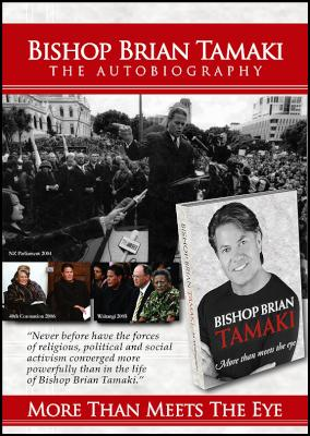 Bishop Brian Tamaki – an autobiography