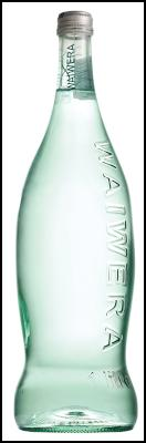 the award winning Waiwera bottle