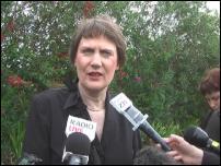 Scoop Image: Helen Clark in Tonga