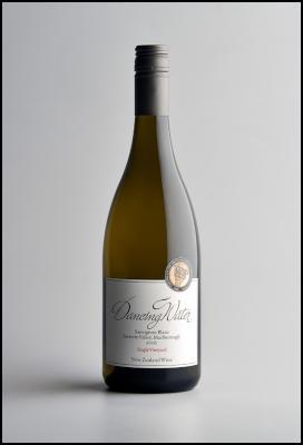 Dancing Single Vineyard Awatere Valley Marlborough Sauvignon Blanc, awarded a gold medal at the 2006 Liquorland International Top 100 Wine Show