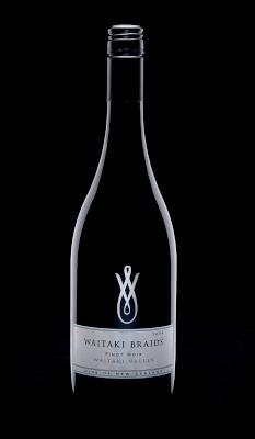 Waitaki Braids 2004 Pinot Noir