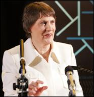 Labour leader Helen Clark