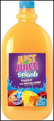 Just Juice Splash Tropical 3L