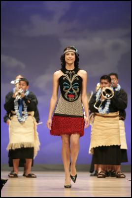 Westfield Style Pasifika 2006 Supreme Winner Tallulah Filloy