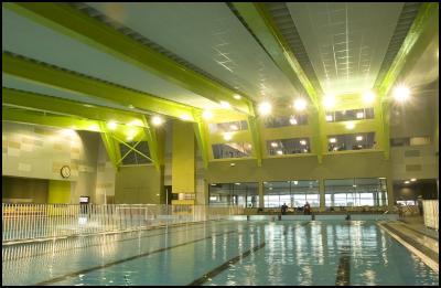 Manurewa Acquatic Centre Pool