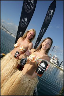 Tahiti Dark Maidens