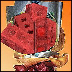 brickbat bouquet