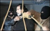 Saddam Hussein execution