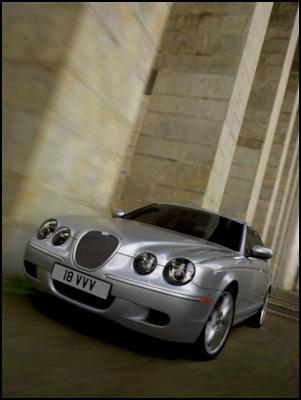 2008 Model Year S-TYPE Jaguar