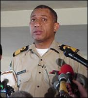 Frank Bainimarama.