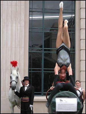 Perilous circus festival. Image: Scoop.co.nz/Lyndon Hood