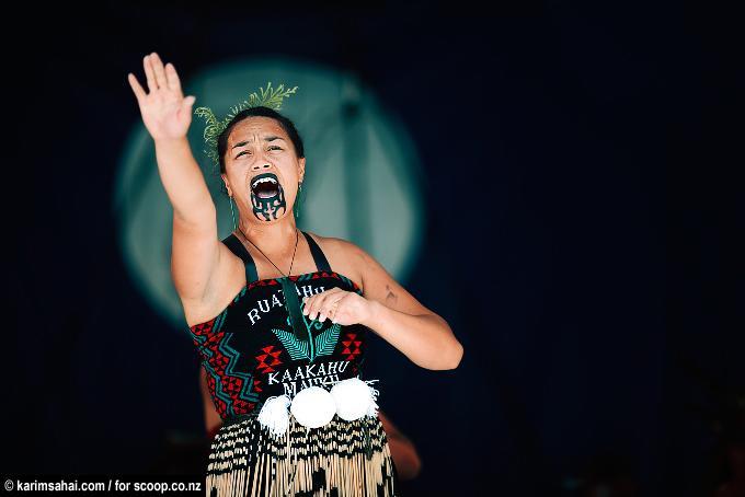 Karim Sahai: Te Matatini Kapa Haka Festival Photos | Scoop ...