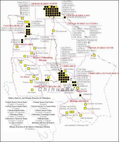 Colonia Lebaron Mexico Map.Suzan Mazur Big Love Romney Bush Mormons Lds Church Mexico