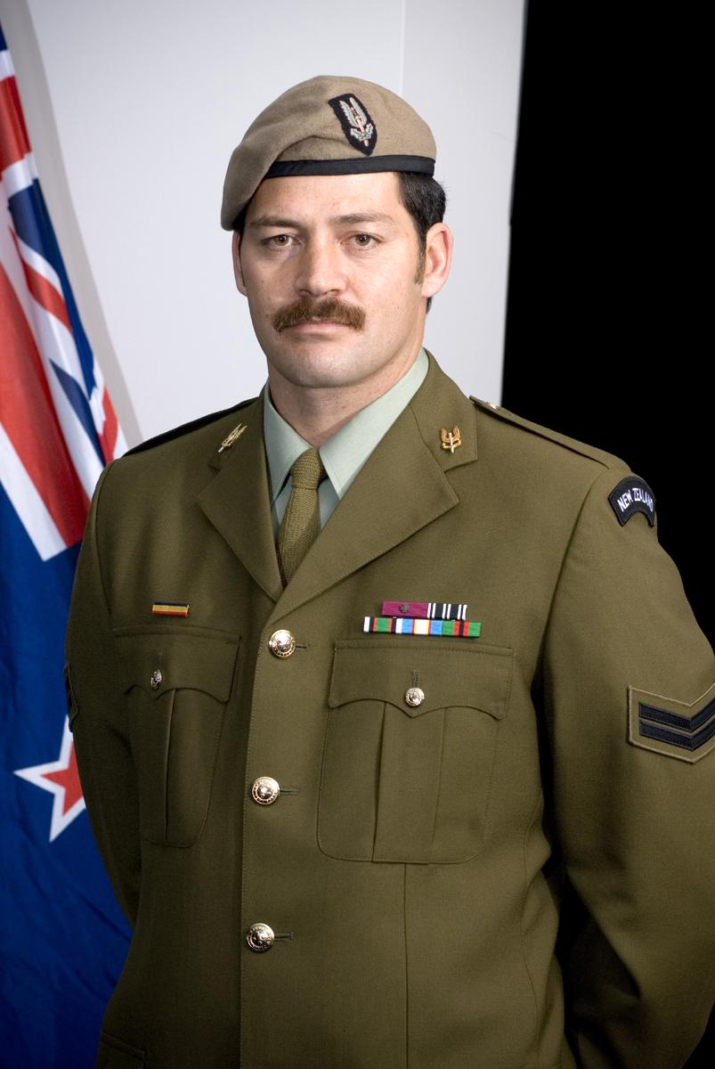 Biography Corporal Bill Henry Apiata Vc Nzsas Scoop News