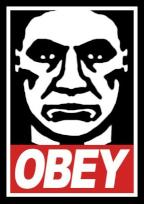 OBEY the Winston