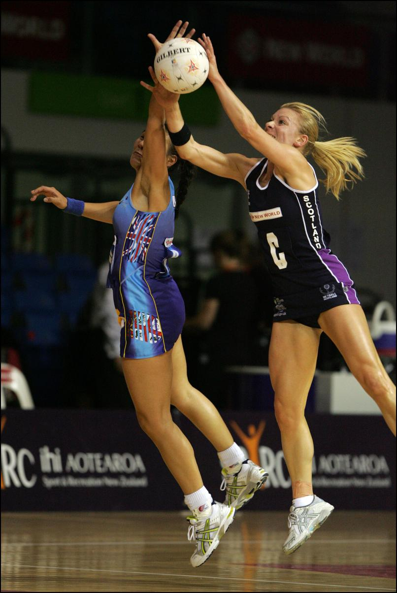 Images from the fifth day of the Netball World Cup   Scoop ...