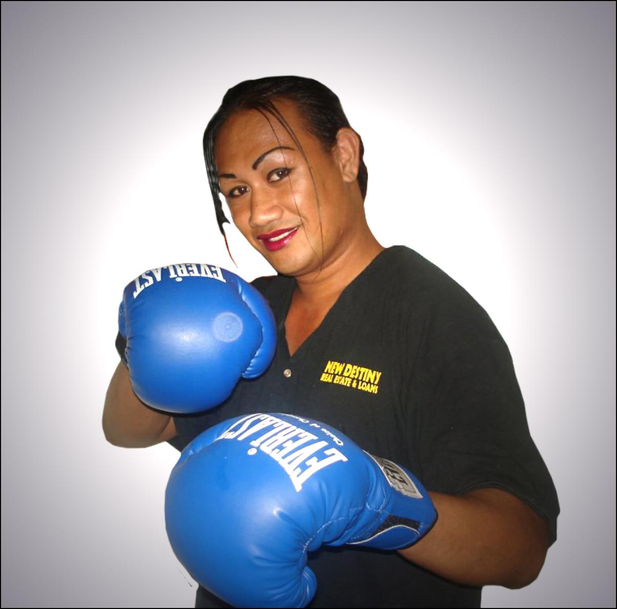 Four Samoa Fa'afafine Boxers To Fight In Auckland