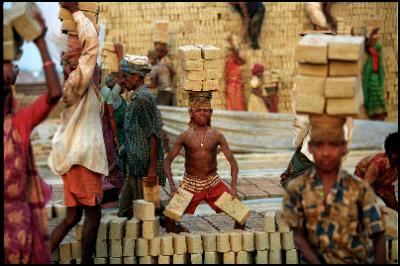 2nd Prize for G M B Akash: Child Labor in Bangladesh