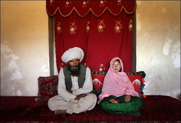 1st Prize for Stephanie Sinclair: Child brides