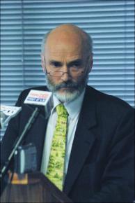 State Services Commissioner Mark Prebble