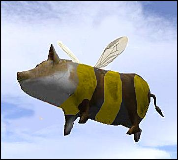 all about the pigs and the bees