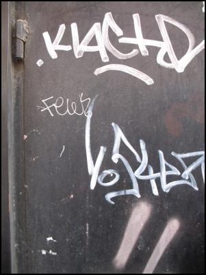 Spanish Graffiti Image: Jeremy Rose