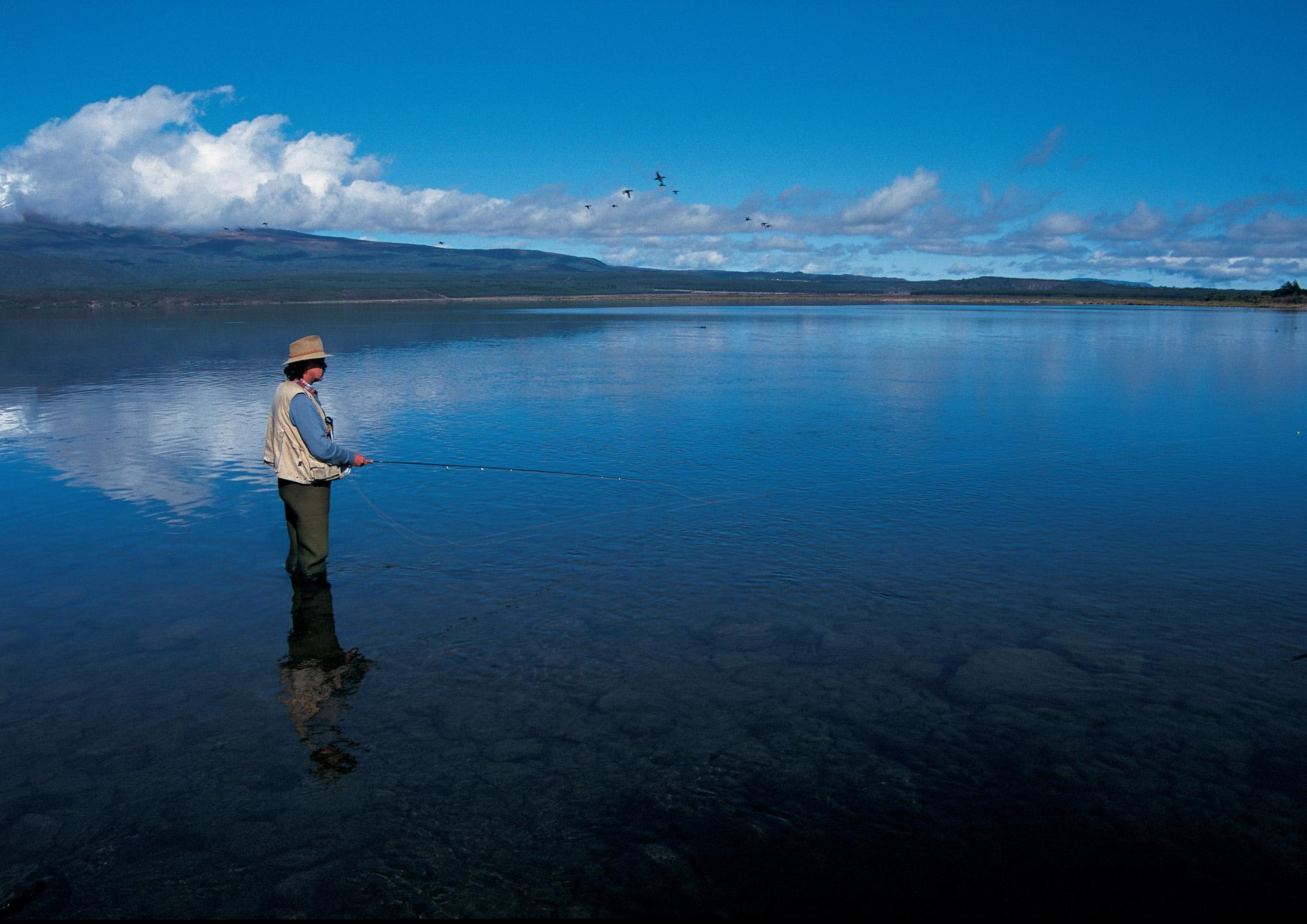 September meeting fly fishing new zealand free state for New zealand fly fishing