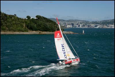 Photo Jean-Marie Liot - SailingOne.