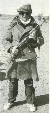 UN Human rights expert Jean Ziegler in Eritrea, 1976