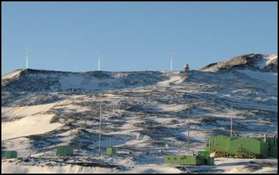 simulation of antarctica project - copyright Meridian Energy