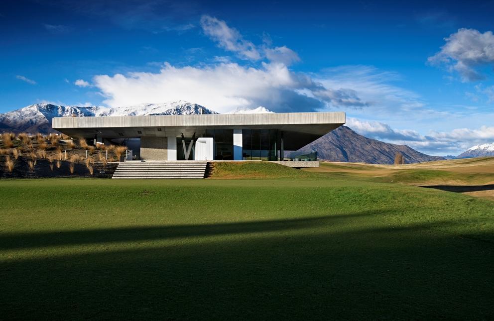 a double honour for new zealand architect scoop news cozy unique modern contemporary architecture