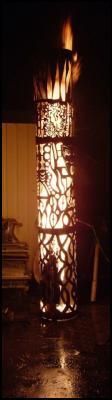 Rodger Thompson Fire Sculpture.JPG
