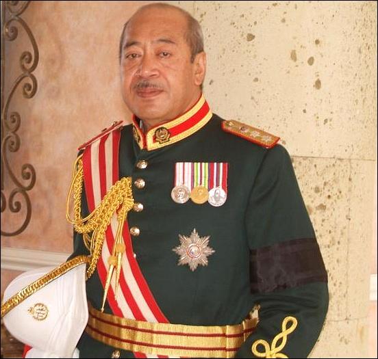 George Tupou V