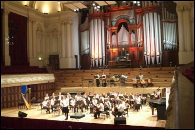 26-29August, KBB Music Festival Performances, Auckland TownHall