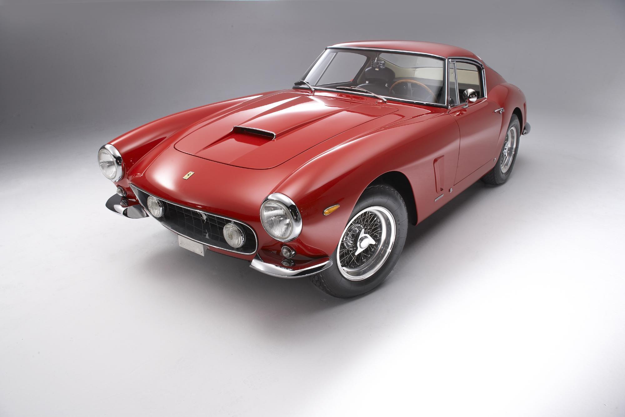 4 5 Million Ferrari Leads Classic Car Auction Scoop News
